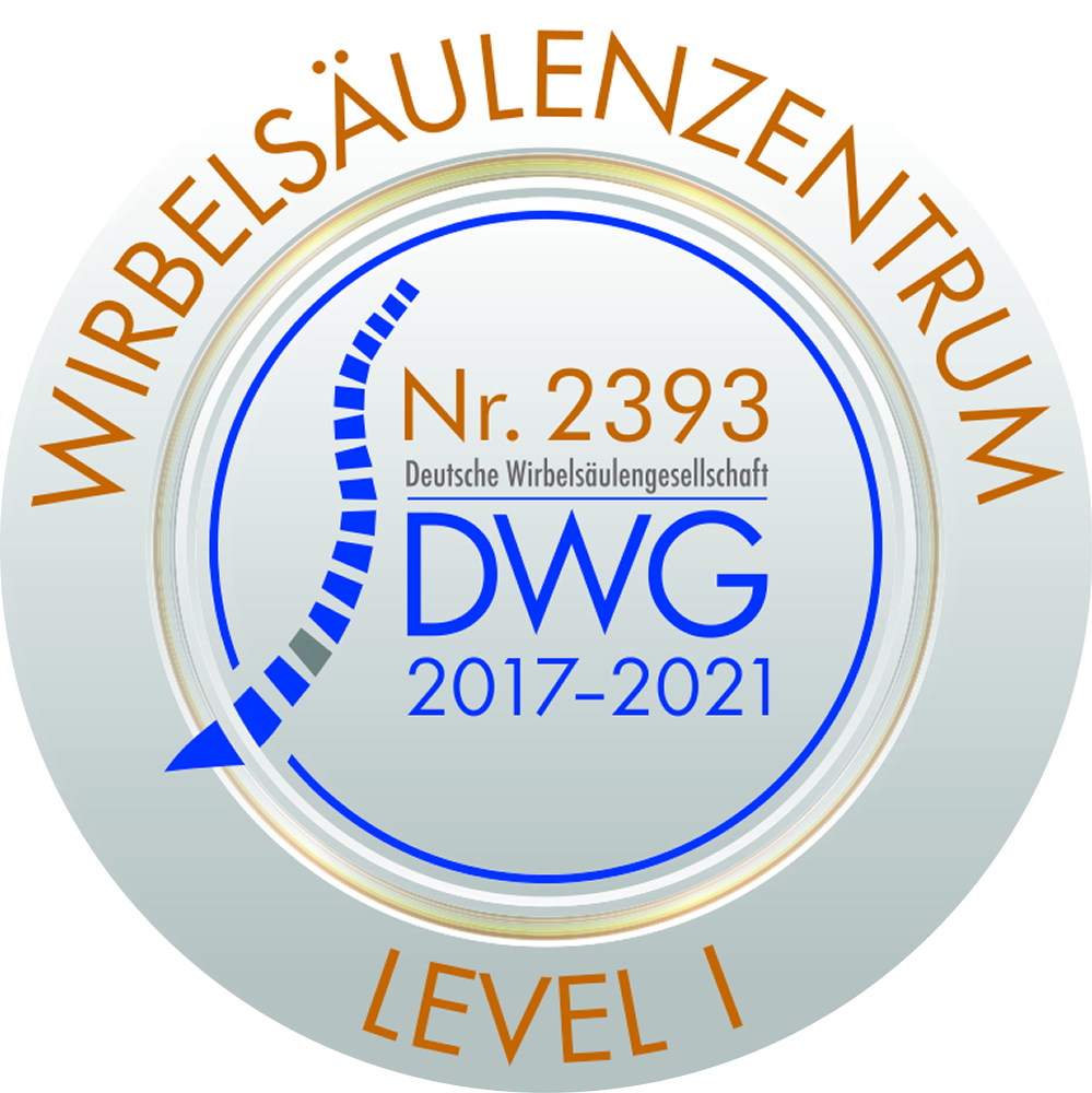 Siegel Wirbelsäulenzentrum Level 1